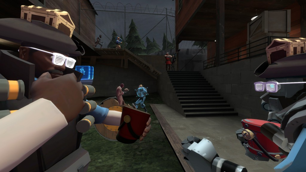 Trading strategy tf2 outpost