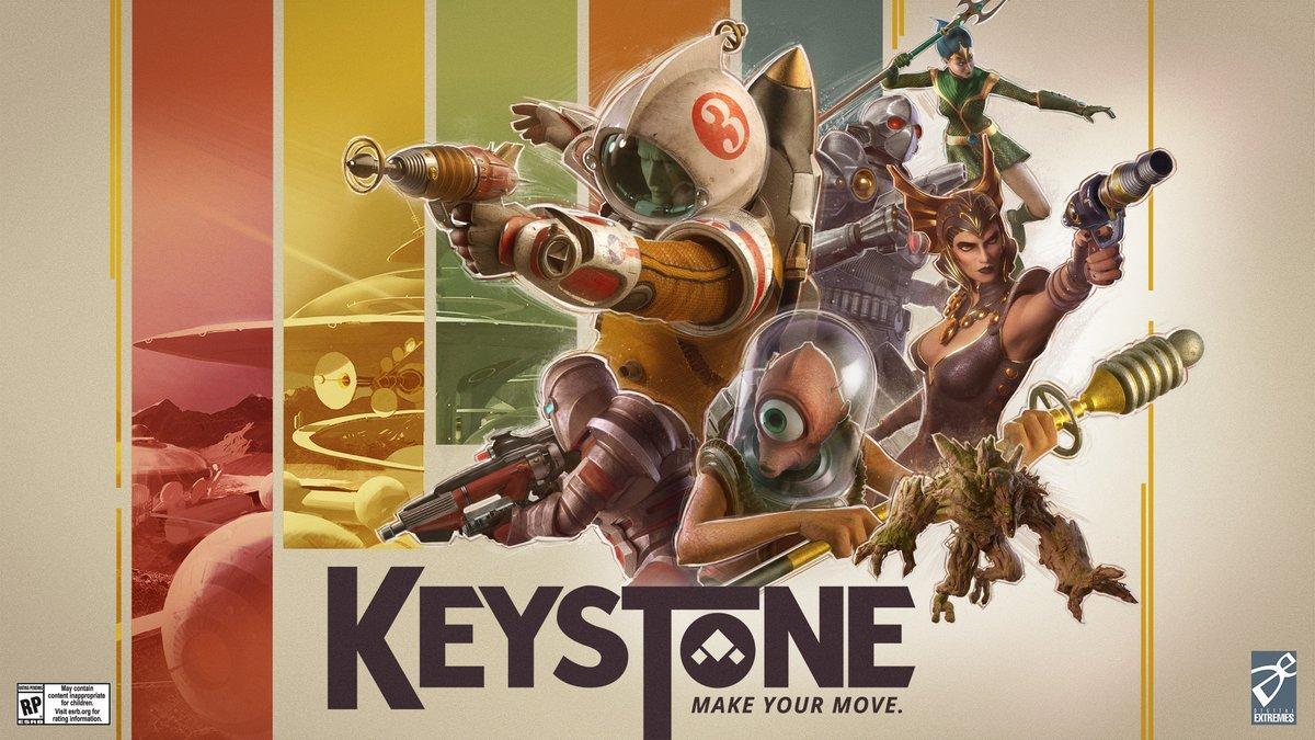 Playkeystone