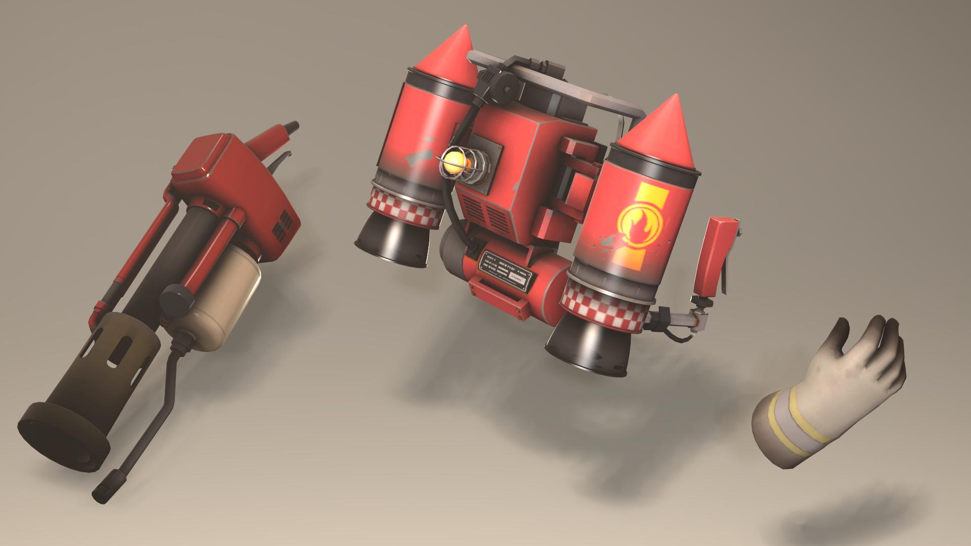 Tf2 Pyro Jetpack