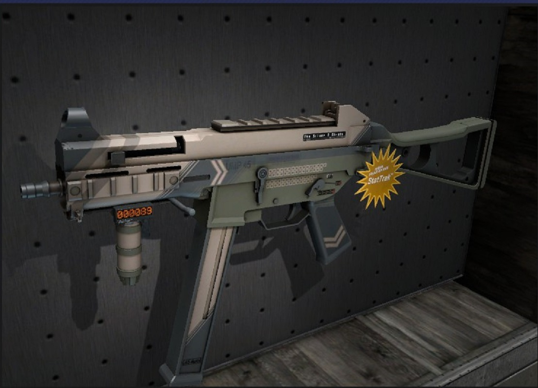 UMP-45 Sub Machine Gun