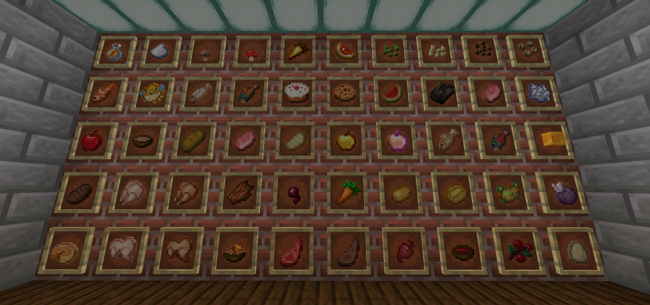 Things I Want In Minecraft Food Edition The Daily Spuf