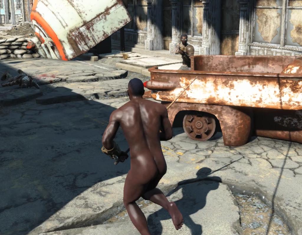 fallout 4 nude mod